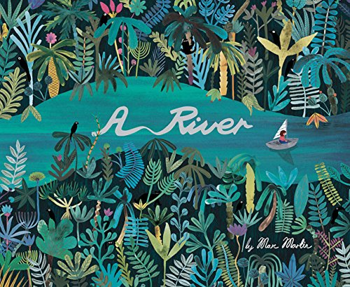 Must Read Spring Toddler Books : a river