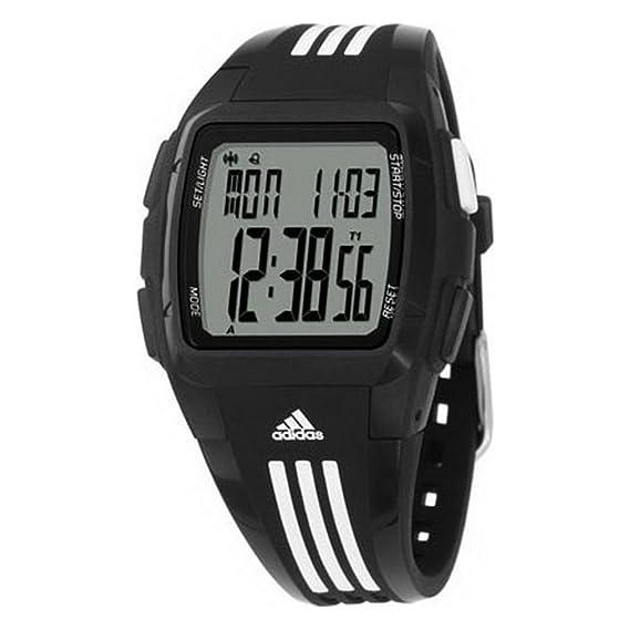 adidas ADP6003 - Reloj digital de cuarzo para mujer con correa de plástico, color negro: Adidas: Amazon.es: Relojes
