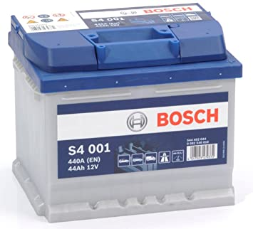 batterie voiture 12v 44ah 440a