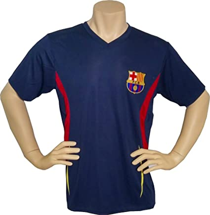 b3fd8ca9c2a Fc Barcelona Adult Training Jersey Performance Polyester -Shirts - Home - Away (1-
