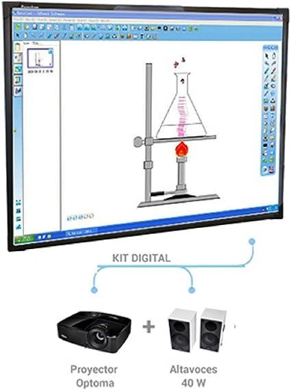 Promethean ActivBoard Touch 78 - Accesorio pizarra interactiva ...