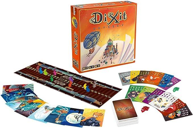 Outletdelocio. Juego de mesa Dixit Odyssey. Edicion Española: Amazon.es: Juguetes y juegos