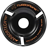 ARBORTECH Turbo Plane   Ø 100 mm Tungsten Carbide Wood Carving Disc for Angle Grinder   IND.FG.400