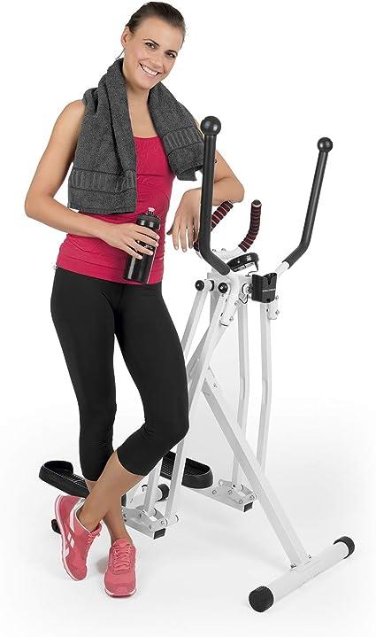 Vitalmaxx Air Walker - Bicicleta elíptica para entrenamiento ...