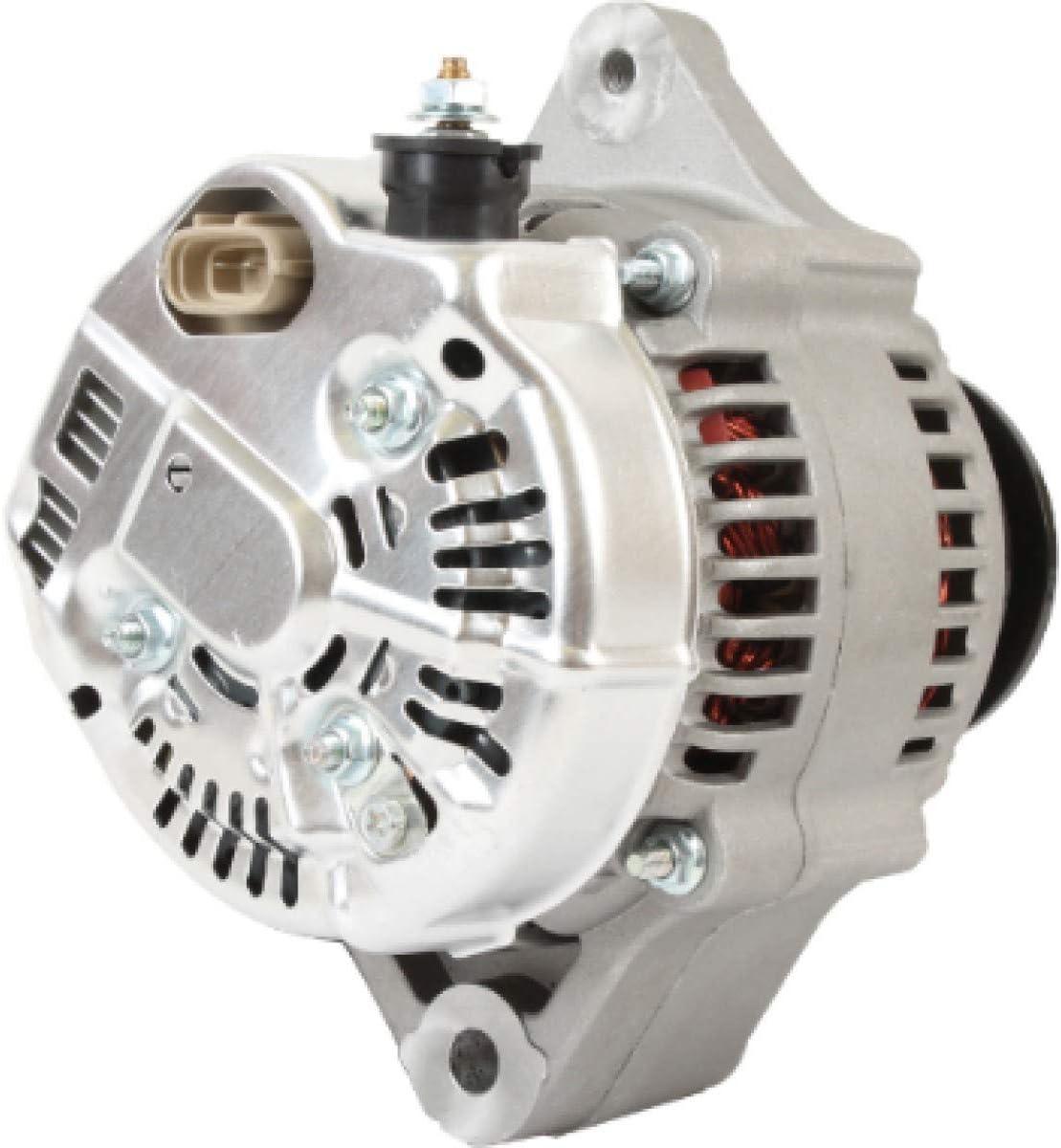 144-9963//102211-1830 New DENSO style Alternator For 302.5C 303 CR Caterpillar Mini Excavator S3L2 Mitsubishi Engine //0R9699 102211-9010//32868-03201