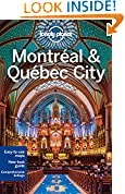 #4: Lonely Planet Montreal & Quebec City (Travel Guide)