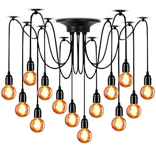 Westinghouse Lighting 6330100 One-Light Indoor Pendant, Antique Steel Finish with Metal Shade