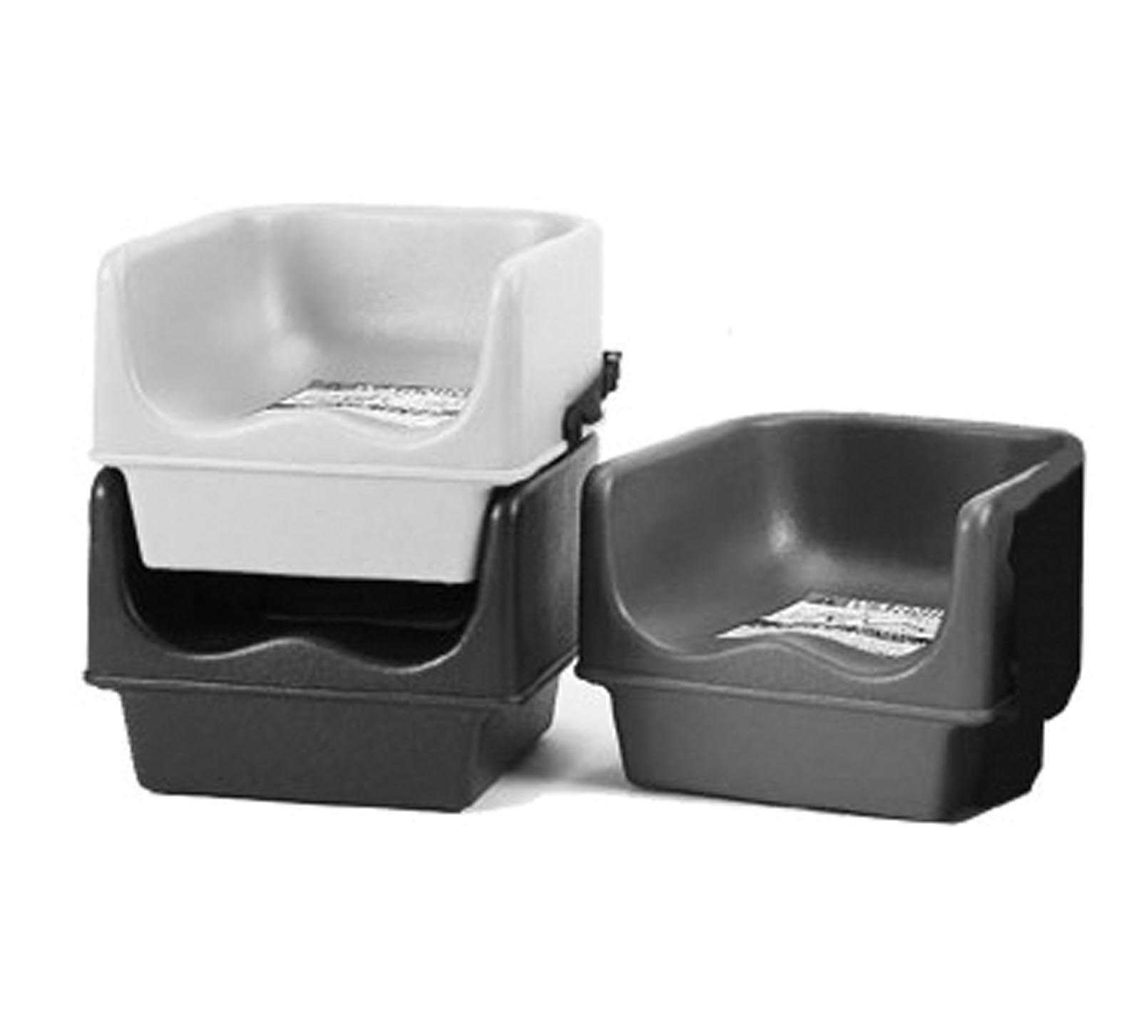 Cambro Single Booster Seat with Strap, Navy Blue (100BCS186) Category: Booster Seats