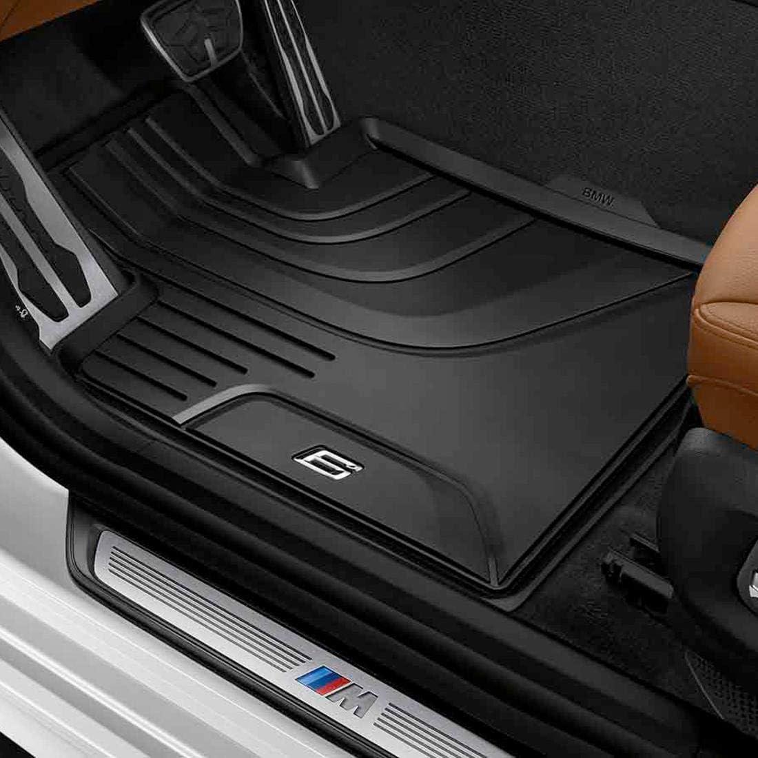 Bmw Original Fußmatten Allwetter Lhd Vorne Für 6er G32 Gt Auto