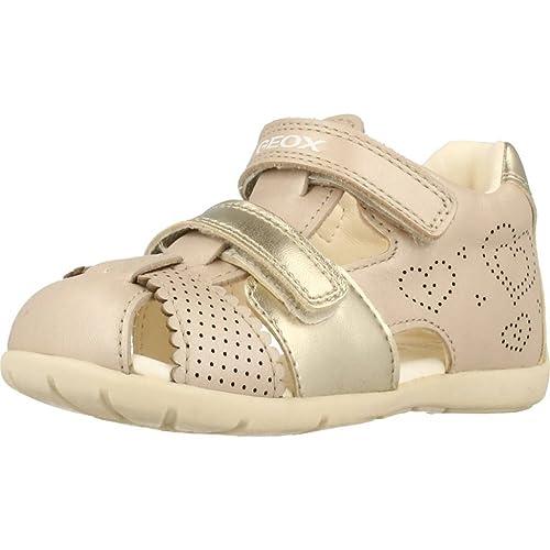 6a1076fb642 Geox B Kaytan C Sandalias de Punta Descubierta para Bebés  Amazon.es   Zapatos y complementos