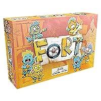 Leder Games Fort Card Game