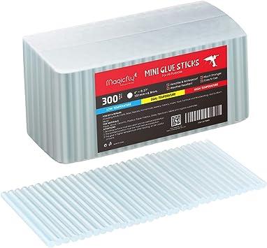 7mm//11mm Klebestifte Heißkleber Klebesticks Heissklebestifte Klebstoff 3 Größen