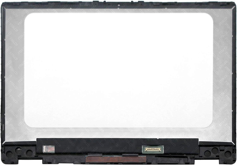 per HP Pavilion x360 Convertible 14-DH 14-dh1350ng 14-dh022ng 14-dh0545ng 14-dh0400ng 14-dh0401ng 14-dh0302ng 14-dh0306ng 14-dh0002ng FTDLCD/® Display touchscreen LCD da 14 pollici FHD LCD