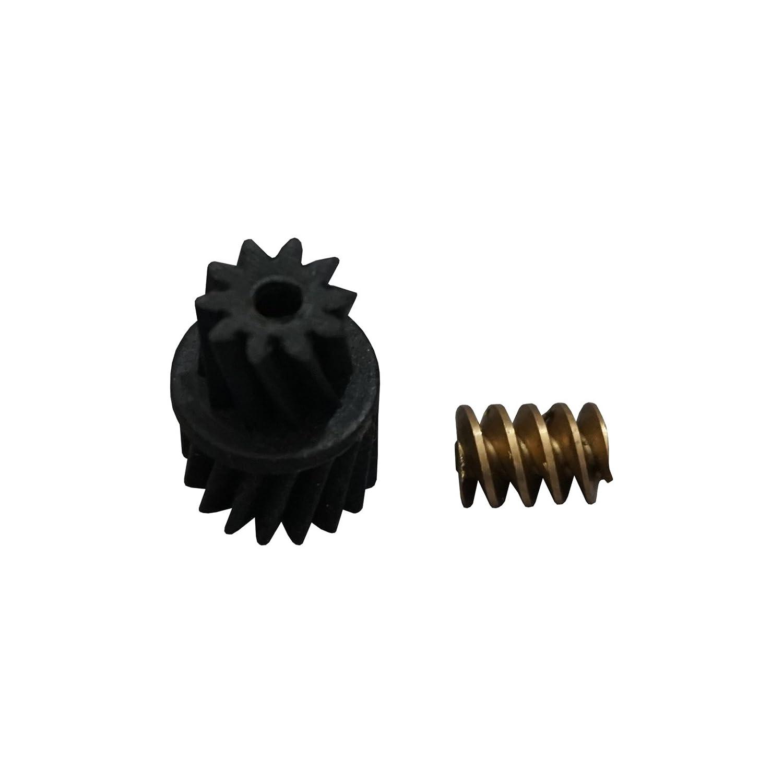 BDP644 Door Lock Actuator Repair Gear and Worm Gear Set for Mercedes W203 W211 CLK W209 A209 Bross Auto Parts