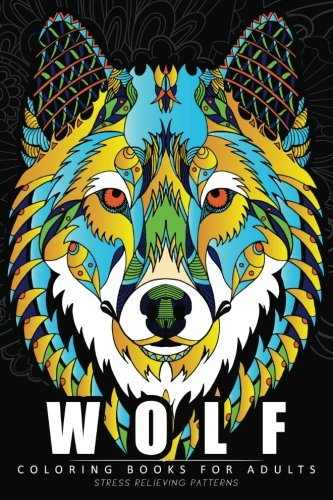 Wolf Coloring Books Kritters In The Mailbox Wolf Coloring Book