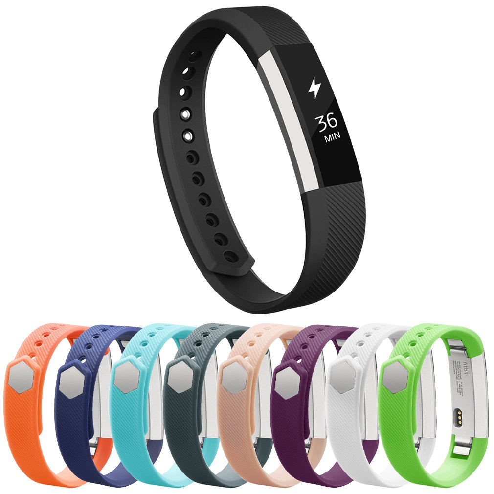Vancle Fitbit Adjustable Replacement Tracker Image 1
