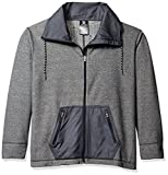 Under Armour ColdGear Infrared Survivor Hybrid Full Zip, Black (001), Small
