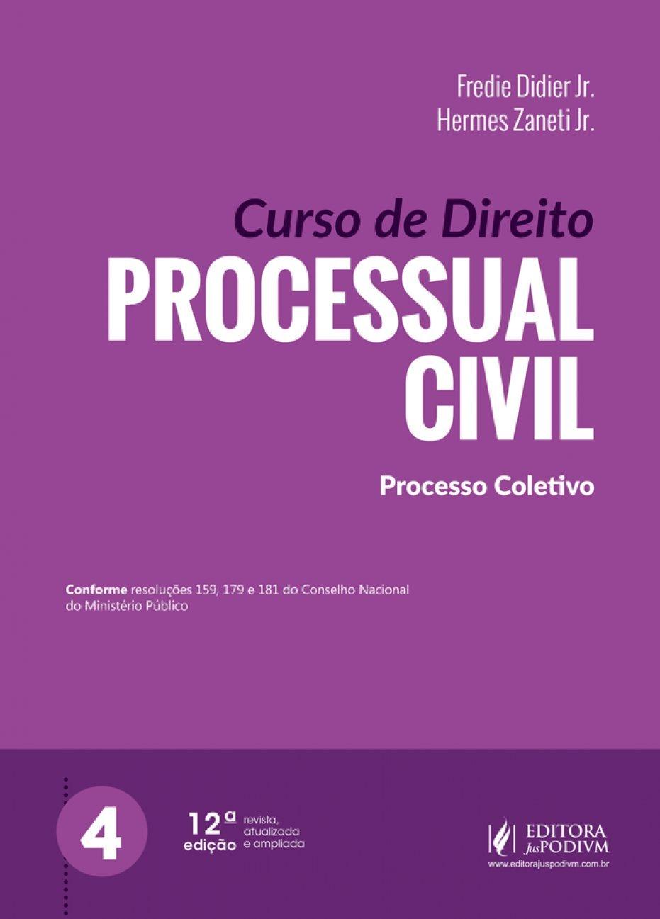 Download Curso de direito processual civil: processo coletivo ebook