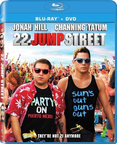 22 Jump Street  Blu Ray