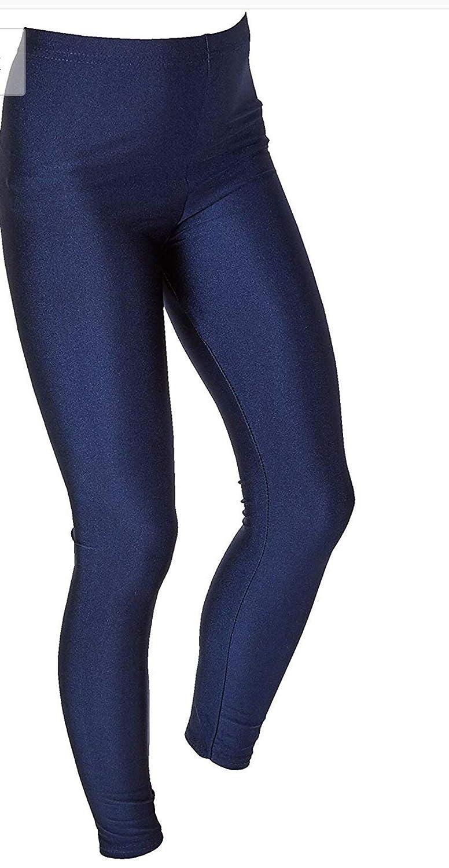 Girls Nylon Lycra Leggings Child and Adult Sizes available