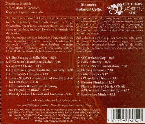 Celtic Harp: The Music of O'Carolan by Celtic Harp