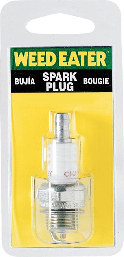 Amazon weed eater 952030249 sparkplug for all poulan gas weed eater 952030249 sparkplug for all poulan gas powered string trimmers blowers fandeluxe Image collections