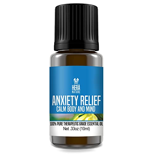 Essential Oils For Stress And Anxiety Amazon Com