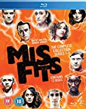 Misfits-Series 1-5 [Blu-ray]