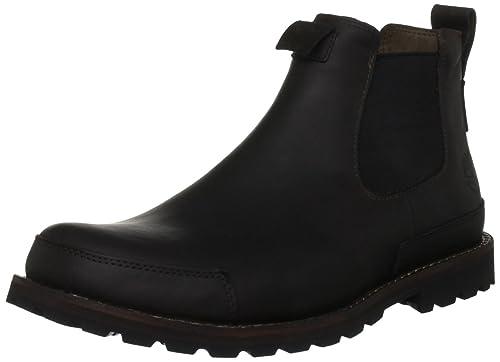 Timberland Men's Earthkeepers Original Chelsea 2 Dark Brown Pull On Boot  21560 6.5 UK