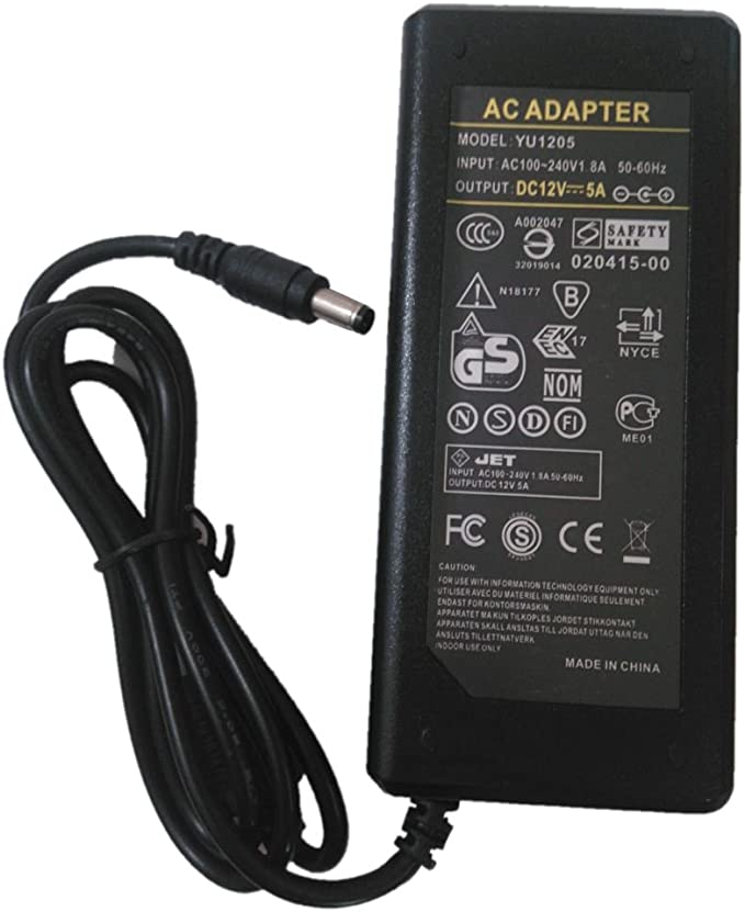 AC//DC 12V Power Adapter Led Power Supply Transformer Adaptor 2A 3A 5A 6A 7A 10A