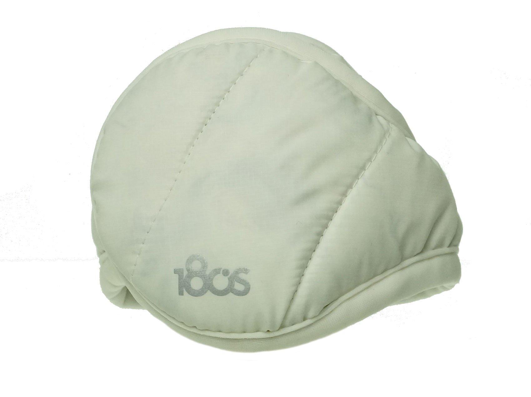 180s Women's Ear Warmers - Down White