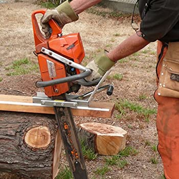 Amazon Com Timber Lumber Maker Chainsaw Attachment Log