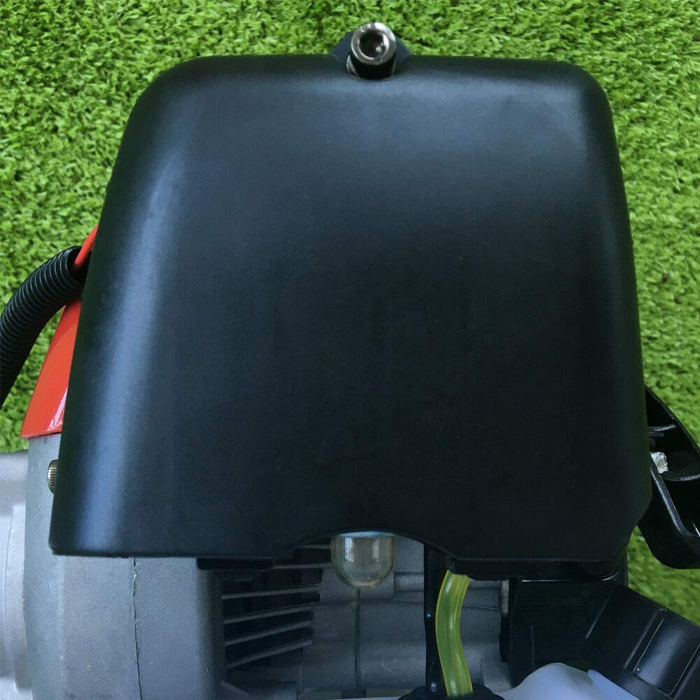 motor de un solo cilindro para gasolina Berkalash 52 cc Barredora de gasolina de 2,3 CV recogedor quitanieves