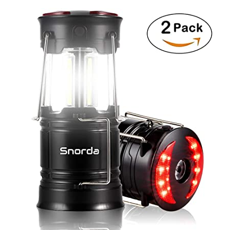 Review Snorda LED Camping Lantern,