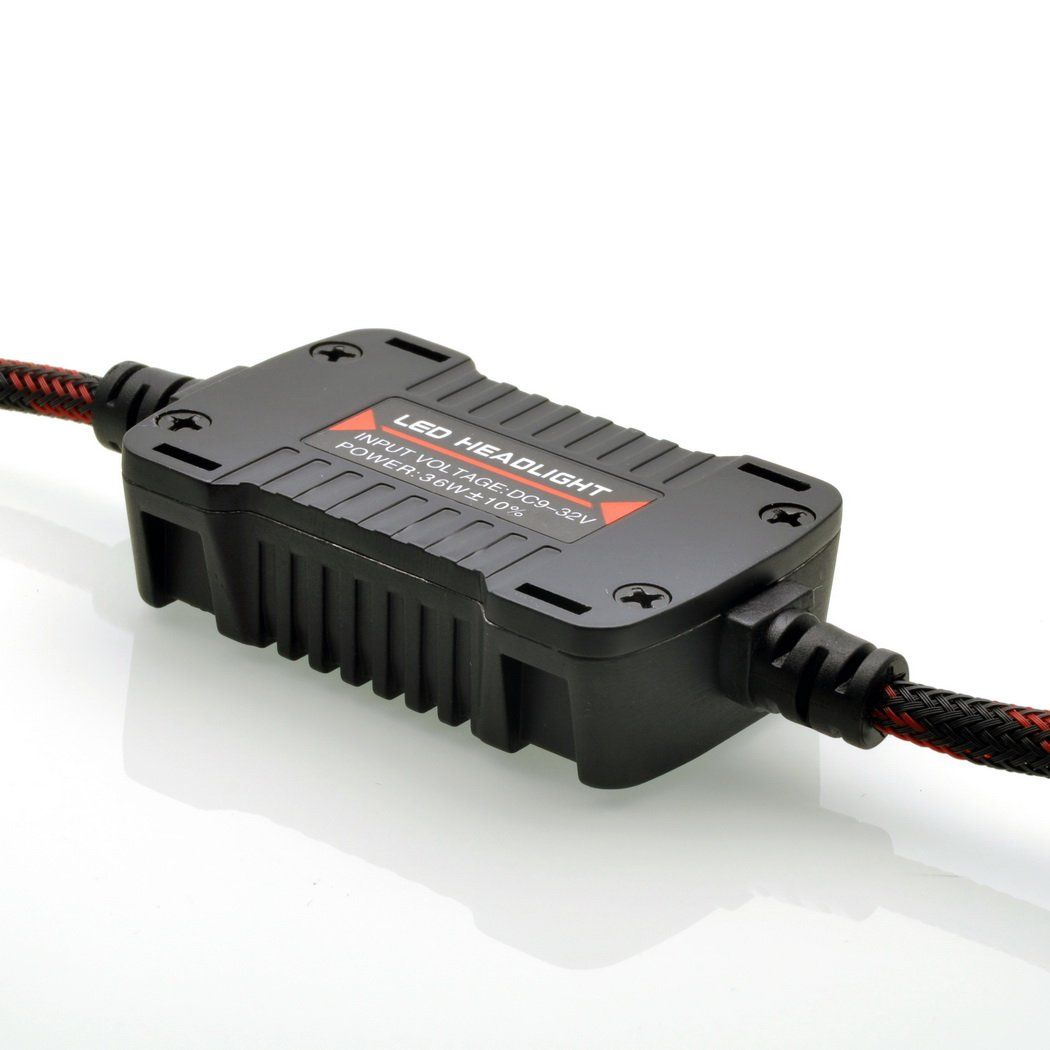Radracing 880//881 LED Headlight Bulbs compatible ATV Polaris Sportsman Ranger RZR 800 900 4-6500K 12000LM 4350365340