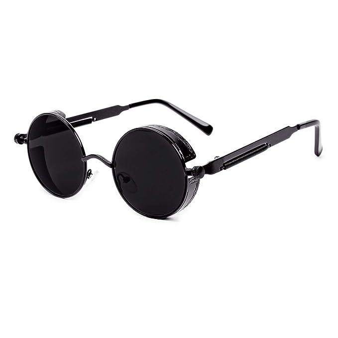 Amazon.com: Gafas de sol polarizadas góticas para hombre y ...
