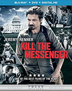 Cover Image for 'Kill the Messenger (Blu-ray + DVD + DIGITAL HD with UltraViolet)'