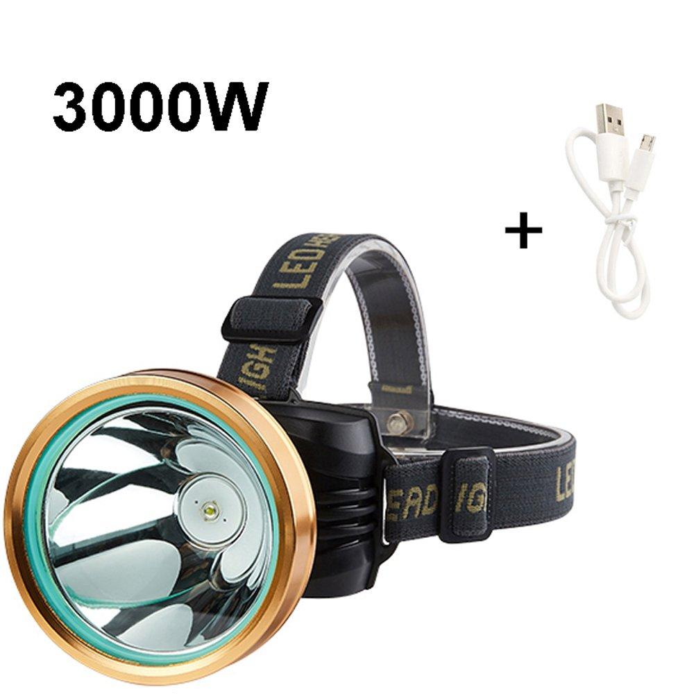 TLMYDD Blendschutz Jagd Fern-Kopf-Taschenlampe Taschenlampe (Ausgabe : A)