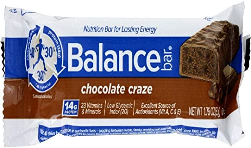 Balance Bar Chocolate Craze Nutrition Bar