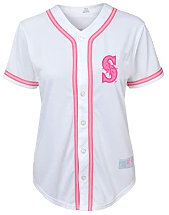 Jersey Outerstuff Base medium 12 Seattle com Girls Cool 10 White Amazon Mariners Pink Clothing Blank Youth|How Can Anybody Move On A Player Like This?