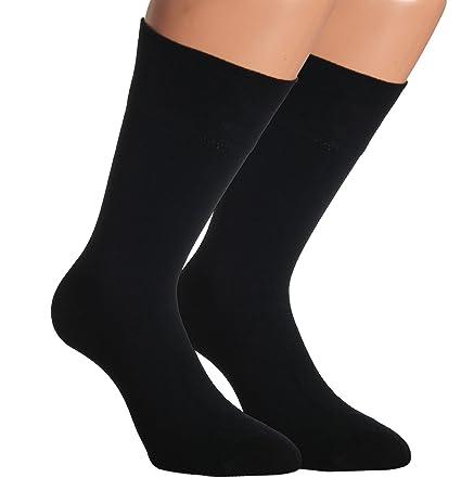 Vita Sox Hombre Calcetines con lana sin goma - Juego de 6: Amazon.es: Ropa y accesorios