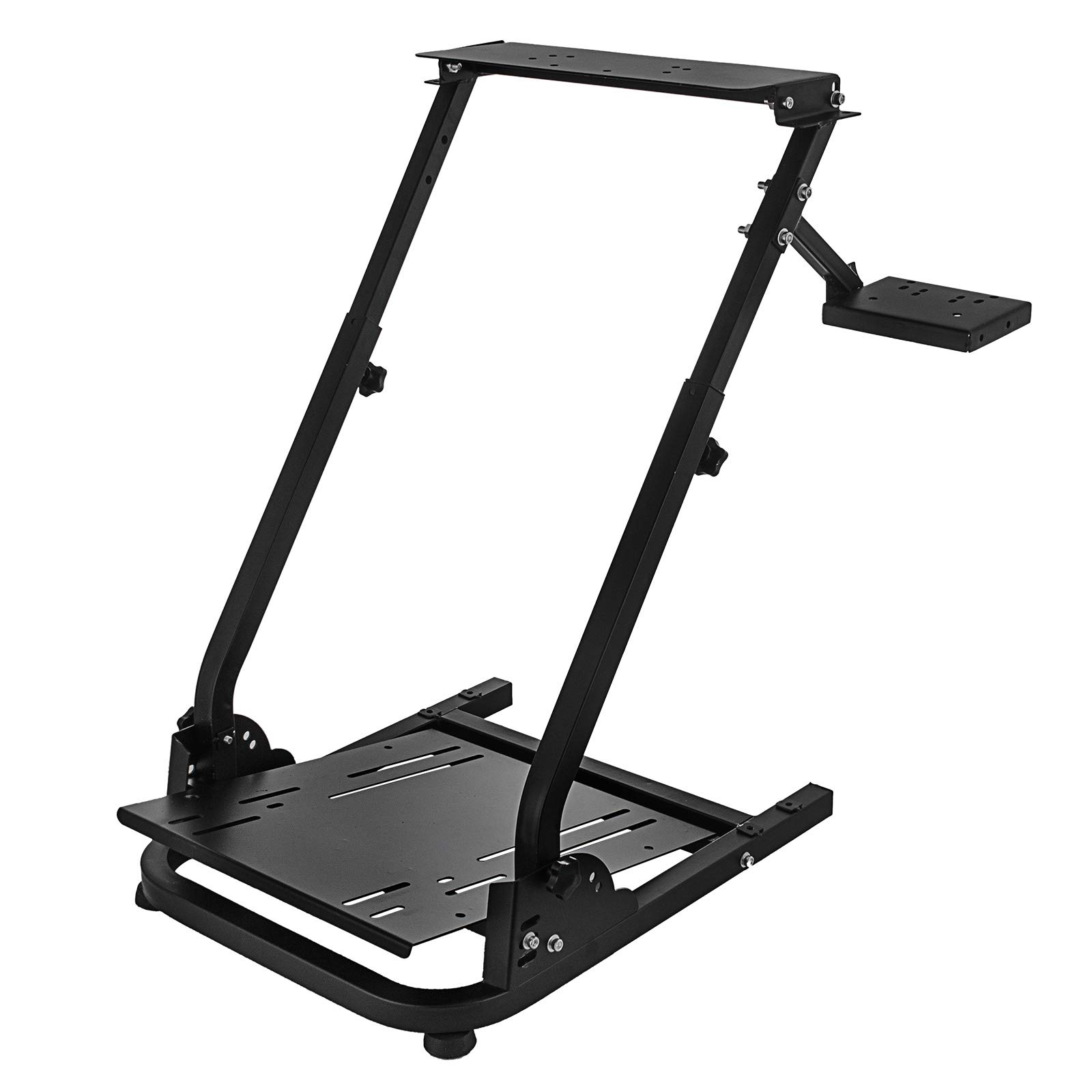 SmarketBuy Racing Wheel Stand Height Adjustable Driving Simulator Cockpit Compatible with Logitech G25, G27, G29, G920 Gaming Cockpit (G920) by SmarketBuy
