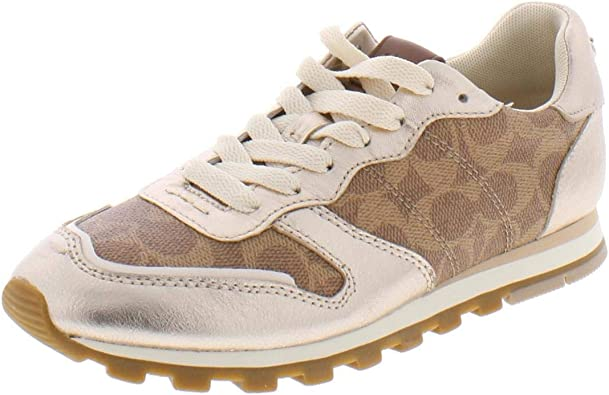 COACH Womens C118 Runner with Signature