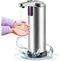 LIVEHITOP Dispensador de jabón automático, sin Contacto Dispensador