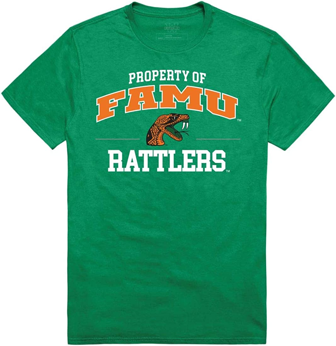 NCAA Florida A&M Rattlers T-Shirt V2