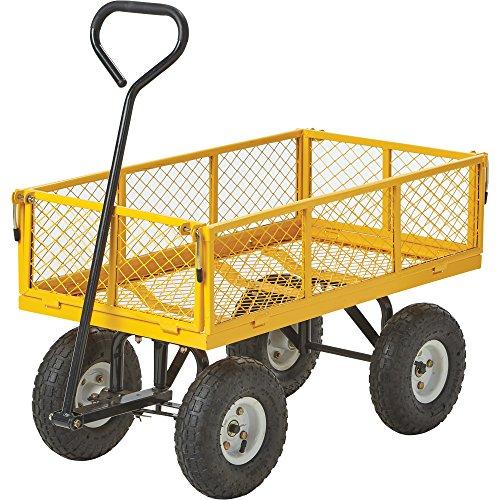 Kotulas 400-Lb. Capacity Steel Garden Wagon Review