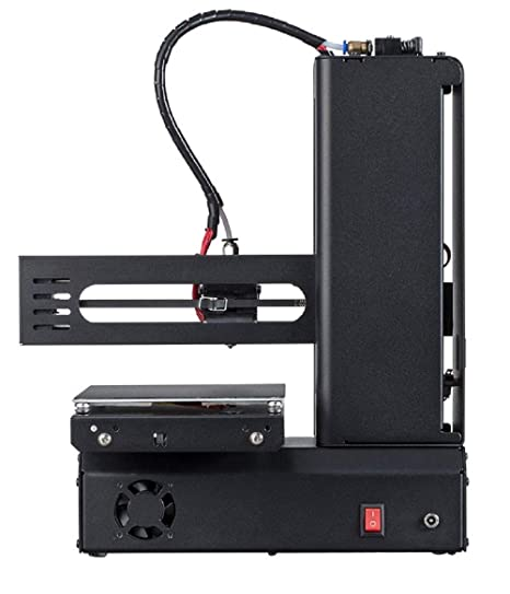Monoprice Select Mini V2 3d printer 3d printer with Heated Board ...