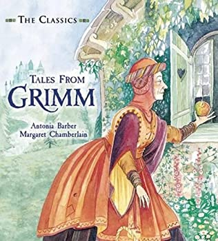 book cover of Tales from Grimm