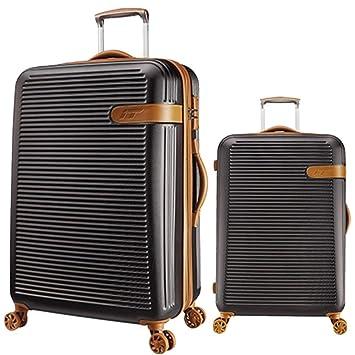 Maleta ligera Juego de equipaje de hilandero giratorio rígido de 2 pulgadas de 20 pulg.