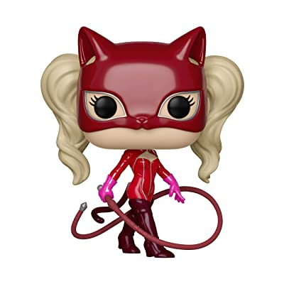 Funko Pop! Games: Persona 5 - Panther: Toys & Games